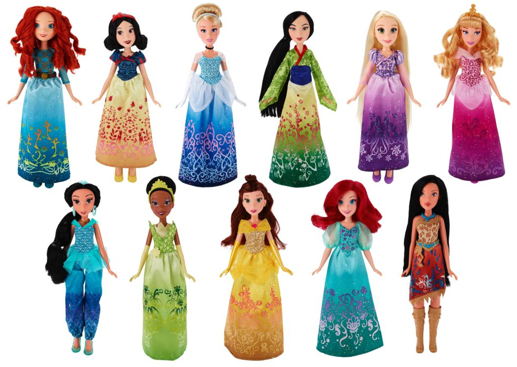 Cinderella-Disney Princess Royal Shimmer Doll